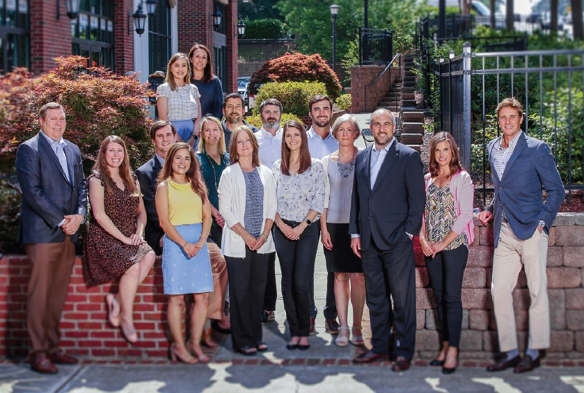 the team at longleaf Law Partners in Raleigh NC